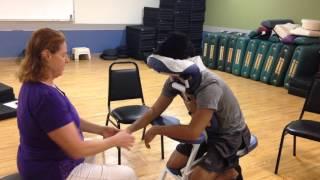 Seated Massage 15 minutes