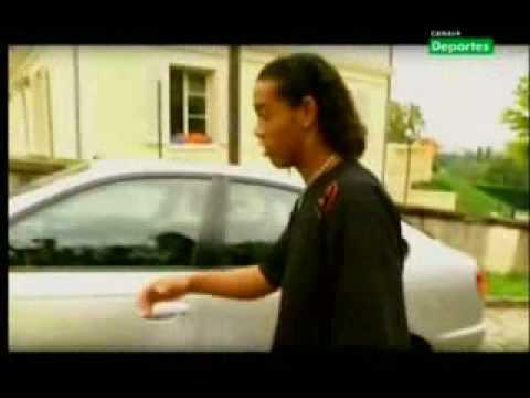 Ronaldinho Su Historia ¤parte1¤