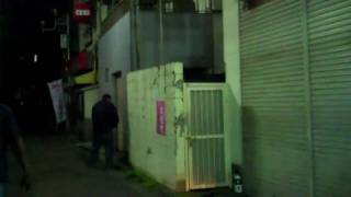 Pissing in Japan