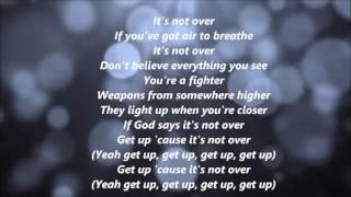 Kirk Franklin – Over (Lyrics)
