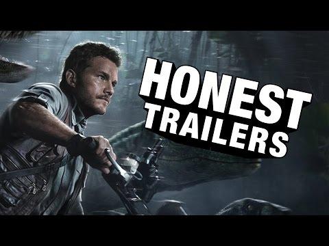 Honest Trailers Jurassic World