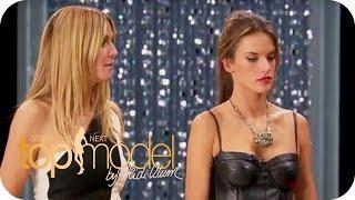 Germany's next Topmodel Staffel 8 | Catwalktraining mit Alessandra Ambrosio