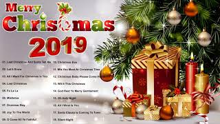 Merry Christmas 2019 - Christmas Songs Greatest Hits - The Best Christmas Music Ever