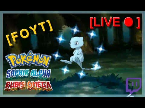 [FoYT] [LIVE HD] Shiny Mew !
