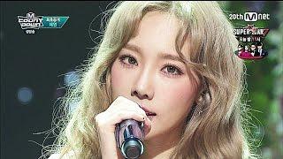 소녀시대 태연 ( Taeyeon ) - I 무대모음 ( I stage mix )