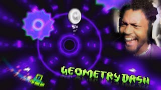 UMM IS G-DASH ACTUALLY BACK BABYYYY BOI?!! | Geometry Dash #20