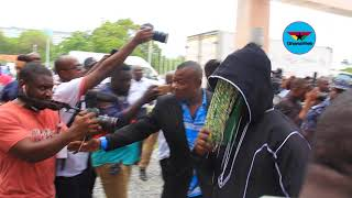 How Anas arrived for the premiering of 'Number 12' documentary