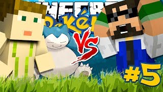 Minecraft: POKEMON!! #5 - HALLOWEEN EGG CHALLENGE!!