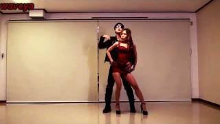 waveya- trouble maker (JS&Hyun A) dance tuto