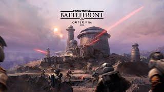 Star Wars Battlefront – Outer Rim Gameplay Trailer