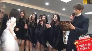 [SBS & KBS Gayo Moment] Jimin Mina ❤