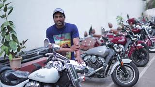 R Madhavan talks about his passion for bikes.