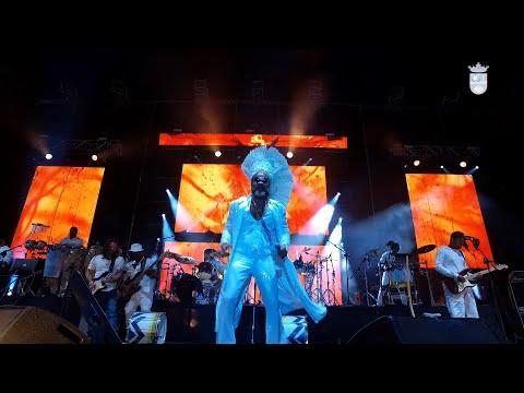 Concierto Carlinhos Brown Carnaval Puerto del Carmen 2019