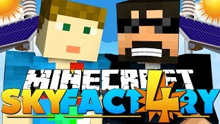 Minecraft: SkyFactory 4 -SOLAR POWER IS NEAT!! [18]