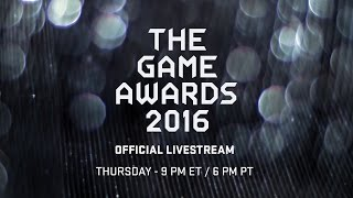🔴 The Game Awards 2016 - Watch The Full Show in 4K