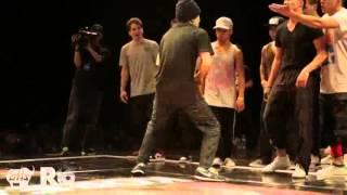 Massive Monkees USA vs Jinjo Crew KOREA   R16 bboy crew semi final battle 2012 $HD$  Rasti films