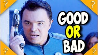 5 Reasons The ORVILLE is a GREAT show