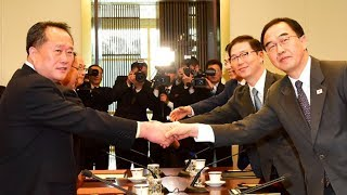 Two Koreas Advance Peace Without Trump