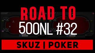 [EP #32] Road to 500nl - Ignition Online Poker Vlog