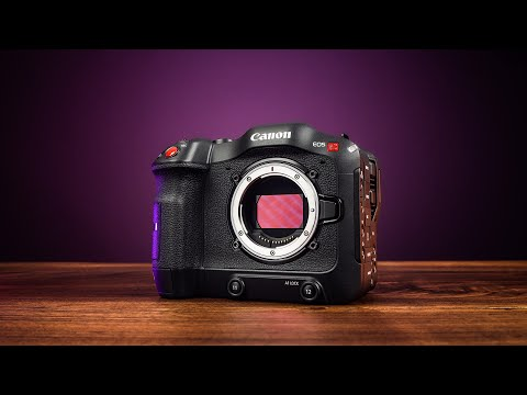 The CANON EOS C70 A Fantastic Cinema Camera