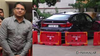 Actor Manoj Bharathiraja booked for drunk driving