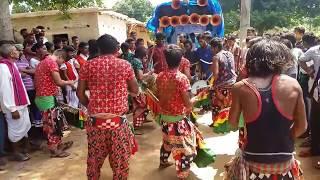 Dulduli from Bolangir @ Ganesh Puja 2016 by Harijanpada,Kolabira