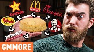Ultimate Fast Food Biscuit Taste Test