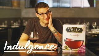One of America's Best Sommeliers Grades Boxed Wine | Tasting Notes