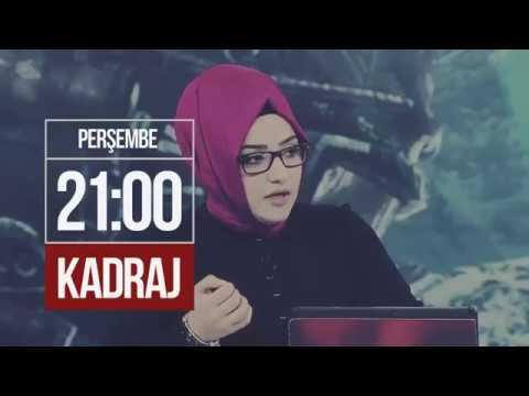 Zeynep Bayramoğlu'nun sunumu ile Kadraj her Perşembe A Haber'de