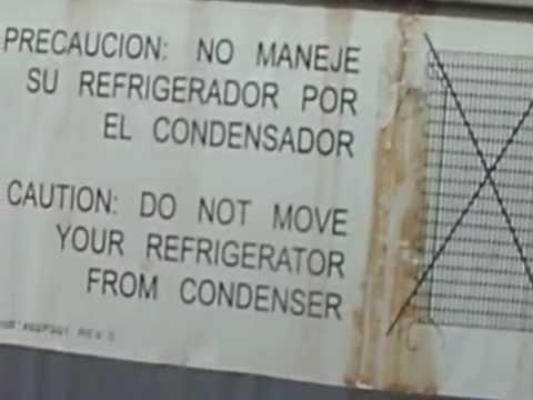 refrigeracion domestica AVI