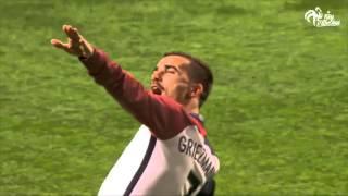 Buts Pays Bas - France (2-3) : Griezmann Giroud et Matuidi