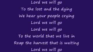 William McDowell   Give Us Your Heart Lyrics