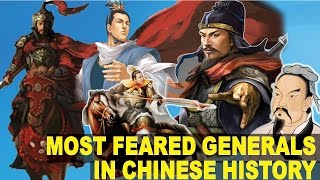 The REAL Art of War: 5 Most FEARED Generals in Chinese History