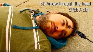 Arrow through Head - Speed Edit