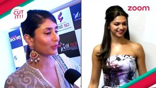 OMG!! Deepika Padukone Discusses Her Pregnancy | CUT IT!! | zoom turn on