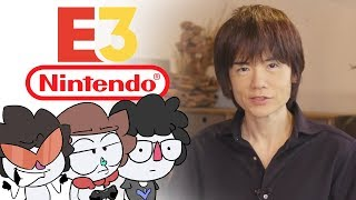 "Nintendo E3 2018 ""Highlights"" - Sakurai Returns"