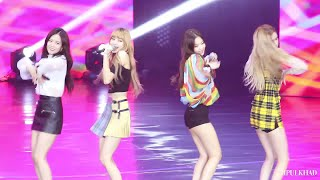 181119 BLACKPINK - AS IF IT'S YOUR LAST  Fancam (Shopee Road to 12.12)
