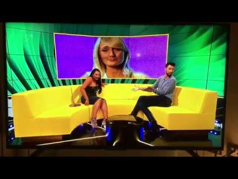 Xxx Mp4 Big Brother Star Twerk The Zip Ripped Off On Live TV 3gp Sex