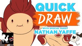 Quick Draw with Nathan Yaffe