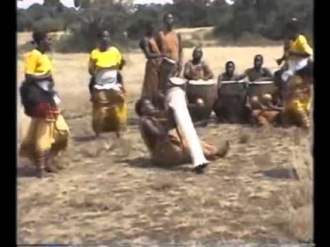 Buganda Traditional Dance