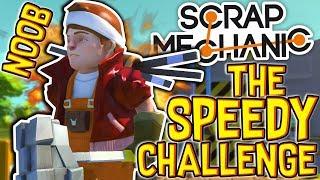 Scrap Mechanic - THE