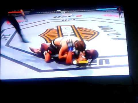 BuCk WiLd plays UFC2 XxX8 Bethe