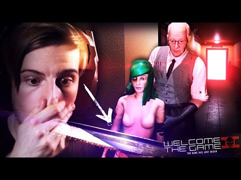 Xxx Mp4 THE DOLL MAKER IS AT MY DOOR CRAZIEST EP YET Welcome To The Game 2 Part 3 3gp Sex