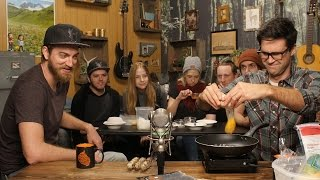 Egg Taste Test: Good Mythical Crew