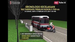Berikut Kronologi Kecelakaan Maut Tanjakan Emen, Subang - iNews Sore 11/02