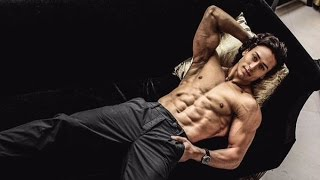 Tiger Shroff Body Picture || Bodybuilding Workout Images !!!
