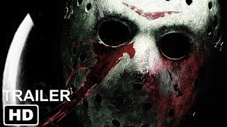 JASON Official Teaser #1 FRIDAY THE 13TH (2018) Horror Movie HD