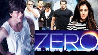 Shah Rukh Khan की ZERO Movie एक Sci-Fi फिल्म होगी - Salman & Kojal In Zero Movie