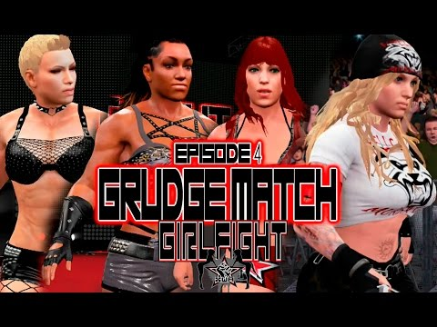 WWE 2K16- XWA Girlfight Ep. 4