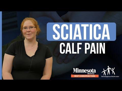 Sciatica Calf Pain